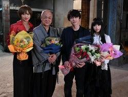 夏菜、吉沢亮を褒めちぎる 「GIVER 復讐の贈与者」新レギ…
