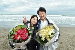 """戸田恵梨香、クランクアップで「本当に""""大恋愛""""だった」ムロツヨシは「実は正直不安でした」"""