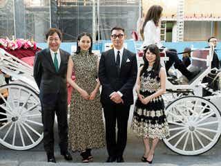 長澤まさみが史上初の試み 歴史ある映画祭に降臨
