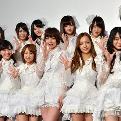 AKB48グループ、グアム観光大使就任 メンバーがマラソンに挑戦へ
