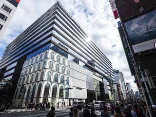 「ギンザシックス」初の大規模リニューアル ファッション・グルメなど新店舗40以上オープン