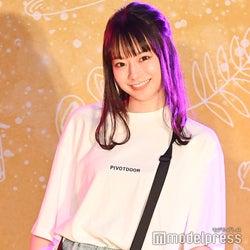 可愛すぎる顔面でバズった美女・nagomi、こーくんとのペアルックスタイルが可愛い<TGC teen 2020 Summer online>