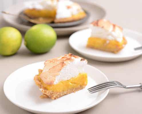 1ホールでもペロリといけそう♪ 酸味がクセになる「レモンメレンゲパイ」【調理家電でラク家事ごはん #17】