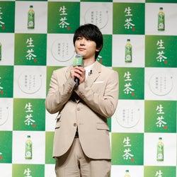 吉沢亮、一年分のお茶贈られ「めちゃめちゃ嬉しい」