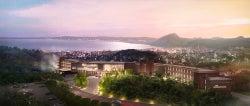 大分初の高級外資ホテル「ANAインターコンチネンタル別府リゾート&スパ」温泉&絶景プールを完備