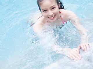 今田美桜、水着の新カット公開 2nd写真集タイトルは「ラストショット」