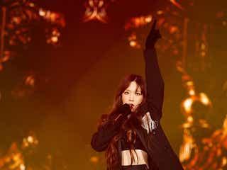 少女時代・テヨン、韓国で4度目のソロコンサート 圧倒的な存在感を証明
