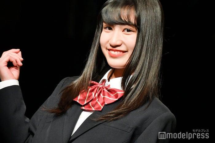 「第6回日本制服アワード」女子グランプリ・山内寧々さん(C)モデルプレス