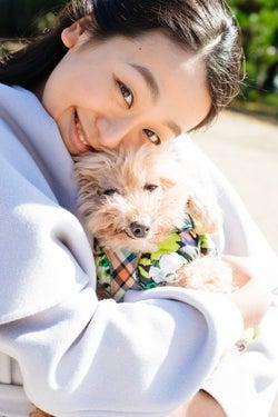 浅田真央、愛犬との2ショット 新たな目標への心境明かす