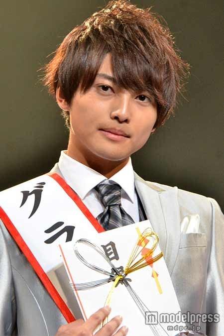 「Mr of Mr CAMPUS CONTEST 2015」グランプリに輝いた桜美林大学・根本拓夢さん【モデルプレス】