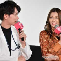 「恋はつづくよどこまでも」で共演した佐藤健、香里奈 (C)モデルプレス