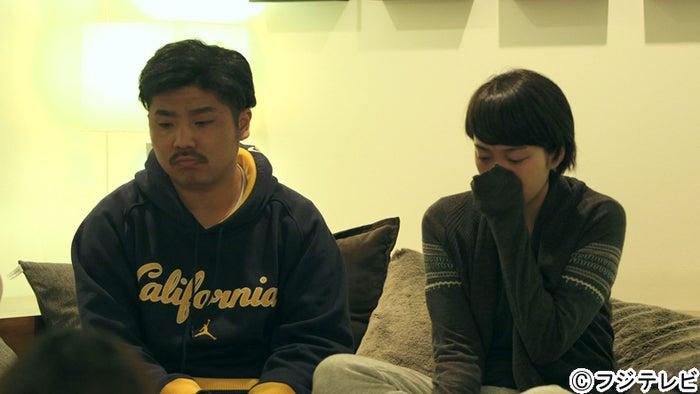 島一平、小貫智恵/「テラスハウス」1月27日放送回より