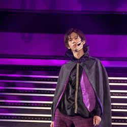 リョウガ/「BULLET TRAIN Arena Tour 2018 GOLDEN EPOCH at OSAKA-JO HALL」より(画像提供:SDR)