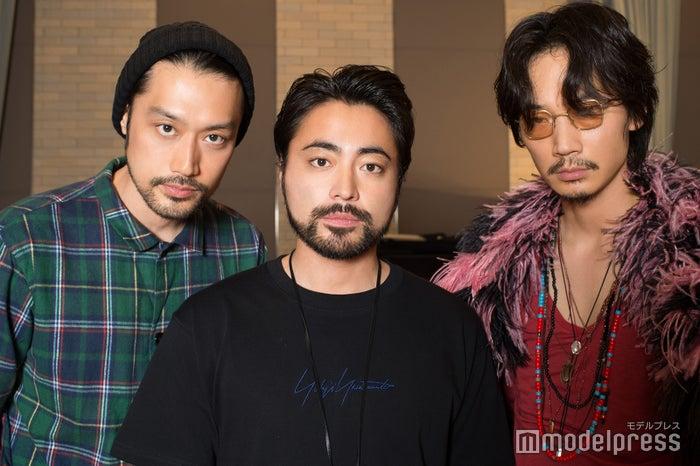 「THE XXXXXX」(ザ・シックス)/内田朝陽、山田孝之、綾野剛 (C)モデルプレス