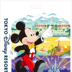 モデルプレス - 東京ディズニーランド&シー、買い物袋有料化を発表 2020年10月1日より