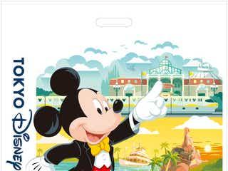 東京ディズニーランド&シー、買い物袋有料化を発表 2020年10月1日より