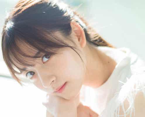 乃木坂46金川紗耶、過去最高の可愛さ 可憐さも大人っぽさも兼ね備えた美麗グラビア