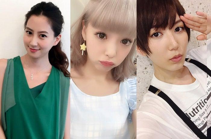 「関コレ2016AW」に出演する河北麻友子、藤田ニコル、光宗薫