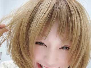 西山茉希、ハイトーン髪に大胆イメチェン「ギャル復活」と反響