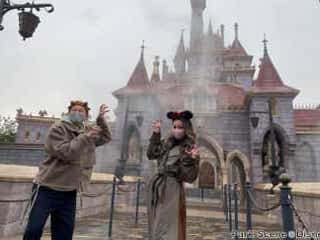 ディズニー知識王決定戦再び!新エリア「美女と野獣」でチョコプラ長田庄平感激&ゆきぽよ大興奮