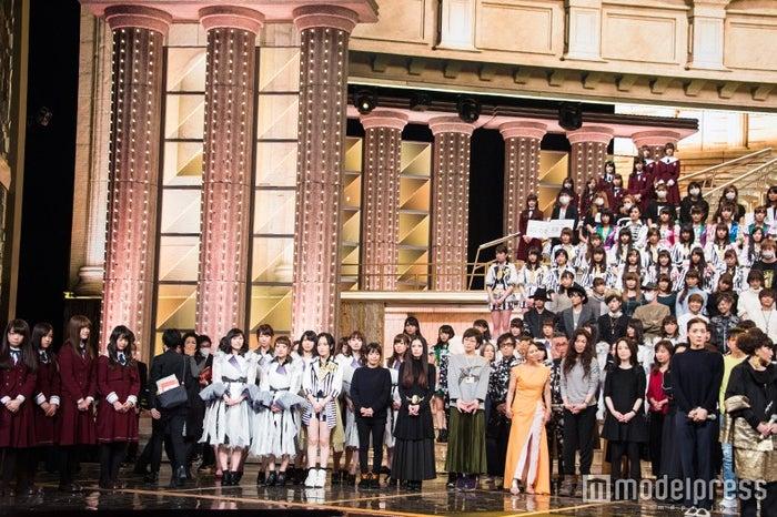 「第66回 NHK紅白歌合戦」出演者顔合わせセレモニーの様子(C)モデルプレス