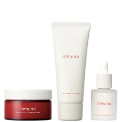 攻めのオーガニックスキンケアを目指した新ブランド「イミュノ」がデビュー。
