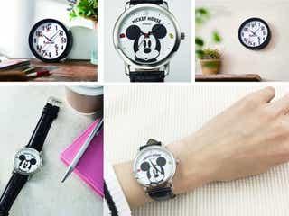 これは…付録ってレベルじゃない!ミッキーのリッチすぎる腕時計&置時計steady.5月号