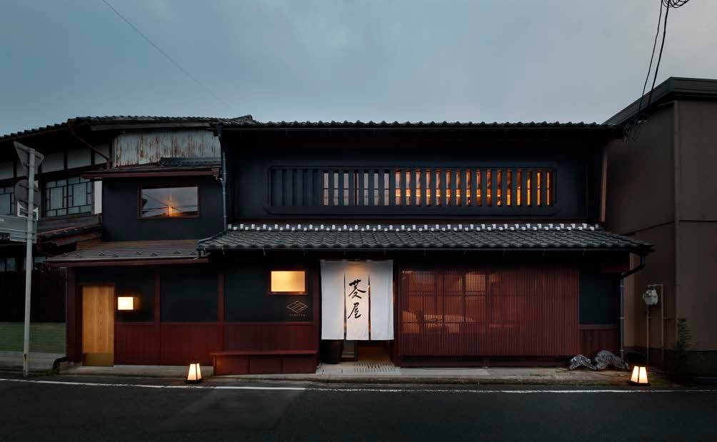 京都に古民家ホテル「菱屋」福知山の歴史が息づくリノベ宿