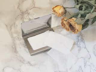 おでかけ先で石鹸がない…問題はこれで解決!家にあるもので作れる「紙石鹸」の作り方