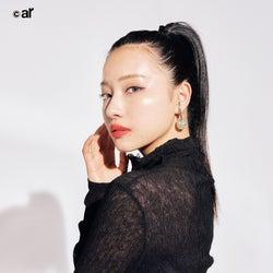NMB48卒業発表の村瀬紗英、韓国アイドル風ヘアアレンジに挑戦