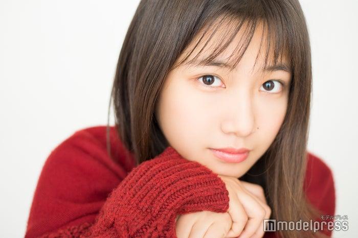 「中学聖日記」で注目の新人女優・小野莉奈(C)モデルプレス