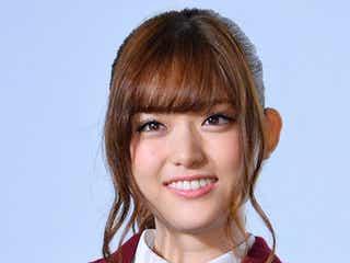 乃木坂46松村沙友理「涙が出てきます」大役に感無量