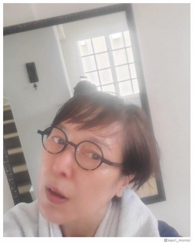 桃井かおりInstagramより