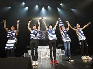 """BIGBANGに続く第2のボーイズグループ""""WINNER""""、初のジャパンツアーが 大盛況のうちに閉幕"""