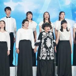 黒柳徹子、母校の音大生32人と「翼をください」合唱 嵐・櫻井翔も感激「素晴らしい」<24時間テレビ42>