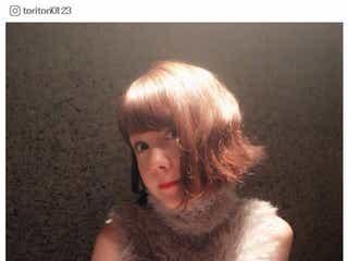 ショートボブでもアレンジ自在!トリンドル玲奈のヘアスタイルが可愛くて真似しやすい