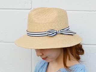 夏までに欲しい!麦わら帽子系ハットで可愛いもカッコイイもGET