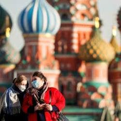 モスクワで新型コロナ感染1000人突破、部分的な都市封鎖へ