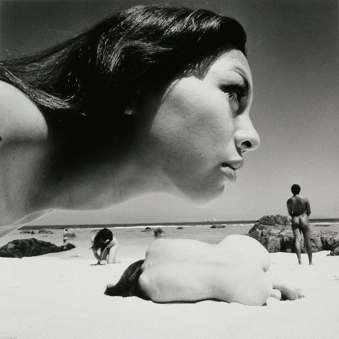 篠山紀信(日本、1940) 《誕生》1968年