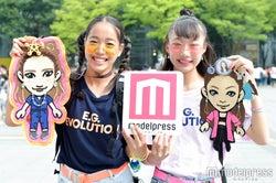 YURINO、Shizukaファン(C)モデルプレス