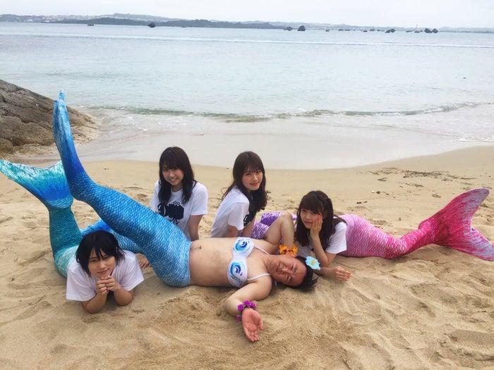 山内チーム(写真提供:関西テレビ)