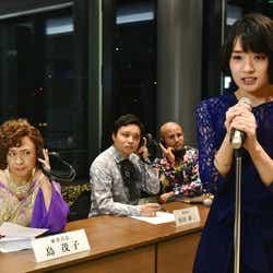 (左)島茂子が「家政夫のミタゾノ」再出演(C)テレビ朝日