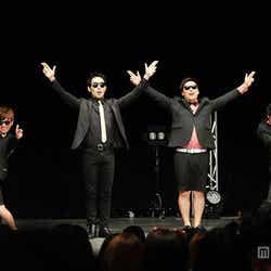 モデルプレス - 「ラッスンゴレライ」8.6秒バズーカー、東京で初単独公演成功 オリラジもサプライズ登場で観客沸かす