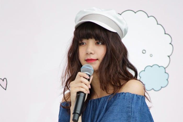 池田エライザ、忙しい朝の時短美容を語る