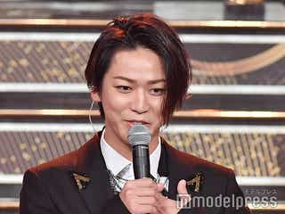"KAT-TUN亀梨和也、ソロで初のレコ大 ショーケン""伝説のポーズ""で色気全開"