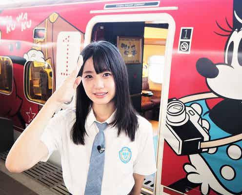STU48瀧野由美子、冠番組第2弾決定 貴重な体験でサプライズも