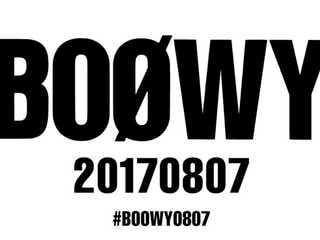 BOOWY、デビュー35周年に新展開?「#BOOWY0807」に憶測飛び交う