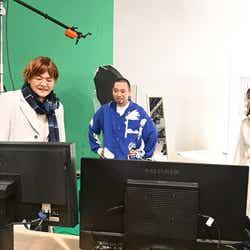 モデルプレス - 千鳥ノブがヨン様、弘中綾香アナがジウ姫に変身 大悟プロデュースでむちゃブリ連発
