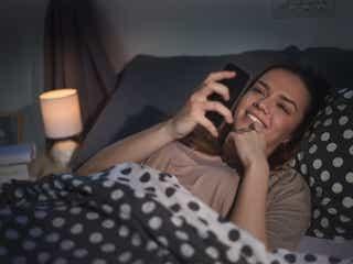 寝る直前にテンションが上がる「おやすみLINE」4選 可愛いがいっぱい!