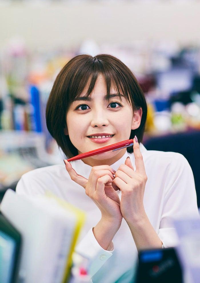 宮司愛海アナウンサー(撮影:三瓶康友/講談社)